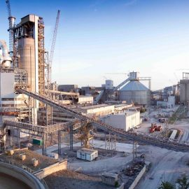 Pieces for Cement Industry